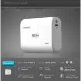Pisen Easy Power III 5000 mAh สีขาว