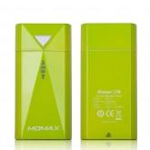 Momax iPower S2C 5200mAh สีเขียว