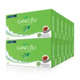 GANO Flo 12 กล่อง กาโน โฟล อาหารเสริม ล้างสารพิษ ลดน้ำหนัก ช่วยท้องผูก ล้างลำไส้ ลดสิว หน้าท้องยุบ