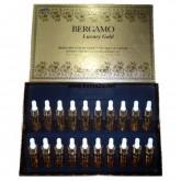 Bergamo Luxury Gold CollagenCaviar Wrinkle Care Intense Repair Ampoule Set 20