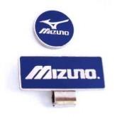 Mizuno golf คลิปเหล็ก สำหรับติดหมวกนักกลอ์ฟทั้งหลาย ดูดีสร้างความเชื่อมั่นให้ตัวเองในสนามกลอ์ฟ