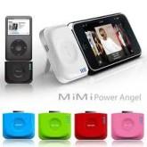 MiMi Power Angel แบตเตอรี่เสริมสำหรับ iPod, IPad และ iPhone มี 5 สีให้เลือก