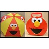 Angry birds พิิเศษ!! กล่องข้าว กล้องใส่อาหาร กล่องใส่ของ กล่องอเนกประสงค์ + ร่มหัวโมเดล จัด Set คู่