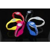 ไซส์ M (19cm)สายรัดข้อมือ เพาเวอร์บาล้านส Power Balance bracelet Wristband