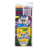 Crayola สีเมจิกล้างออกได้ 1 ชุด 16 สี แท่งเล็ก รุ่น 58-8703 (1 แพ็คมี 2 ชุด)