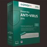 แอนตี้ไวรัส Kaspersky Anti-Virus 2015 (3 User)