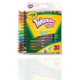 สีไม้ Twisable Colored Pencils รุ่น 68-7409