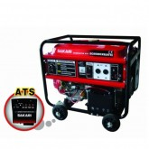 เครื่องกำเนิดไฟฟ้าเบนซิน SAKARI EC8500CXS-ATS