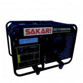 เครื่องกำเนิดไฟฟ้าเบนซิน SAKARI EC1100CXS