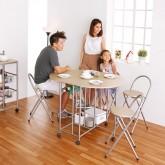 โต๊ะบัตเตอร์ฟลาย 4ที่นั่ง 027-11504