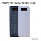 แบตเตอรี่สำรอง Remax Proda Power Bank 20000 mAh สุดหรู
