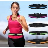 กระเป๋าคาดเอว Sports pouch belt-(2ซิป)
