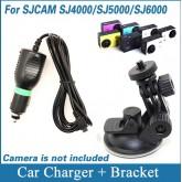 อุปกรณ์ติดตั้ง บันทึกภาพในรถยนต์ รุ่น SJCAM(sport series action cam)