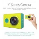 กล้อง Xiaomi Yi Action Camera สีเขียว (Basic Version)