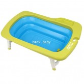 Loreley-Baby DELUXE folding bath GREEN