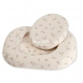 Loreley-Baby double organic pillow
