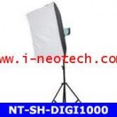 NT-SH-DIGI1000  ชุดไฟแฟลชสตูดิโอ นีโอเทค ดิจิตอลไล้ท์-โปร 1000วัตต์ รุ่น OB-1000