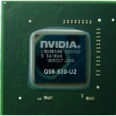VGA NVIDIA G98-630-U2