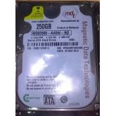 New MDT 250GB 2.5 SATA 5400 RPM 8MB.
