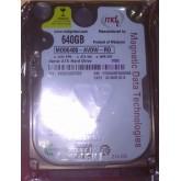 New MDT 640GB  2.5 SATA 5400 RPM 8MB.