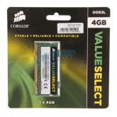 DDR3L(1333, NB) 4GB. \'Corsair\' VALUESELECT