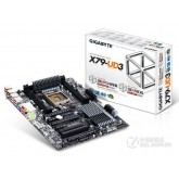 Gigabyte X79-UD3 Packed support E5-2650 2665 2670 ES is not significant
