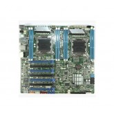 ASUS Z9PE-D8 Workstation Board 7 3D rendering graphics workstation
