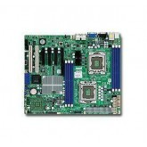 Supermicro X8DTL-I Dual 1366-pin Server 5500 chipset motherboard with DDR3 memory slots 6
