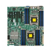 Supermicro X9DR3-F C606 chip MiNiSAS dual 2011 servers support remote management board