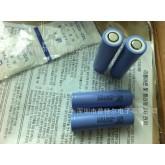แบตเตอรี่ลิเธียม Samsung ICR18650-30B 3000mAh Lithium battery จำนวน 20 ก้อน