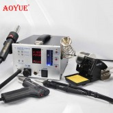 AOYUE AOYUE 2702A + professional multifunction soldering station Product Introduction