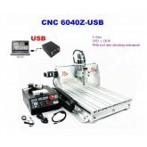 เครื่อง CNC3020/3040/6040 รุ่น 6040Z USB interface