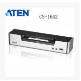 ATEN KVM Switch CS1642A 2-Port USB DVI Dual View