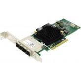 Adaptec ASA- 70165H 2278300-R 4 external (SFF-8644) miniSAS HD card
