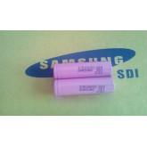 แบตเตอรี่ลิเธียม Samsung 18650-26H 2600 mA lithium battery จำนวน 100 ก้อน