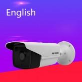 Spot Hewlett-Packard DS-2CD2T42WD-I8 4 million pure English network infrared gun type camera