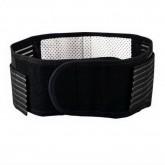 ideecraft Lumbar waist support เข็มขัดรัดกระชับเอวด้านหลัง ผ่อนคลาย ปวดเมื่อย (Black) Size L