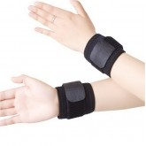 ideecraft Wrist Support รัดข้อมือ คู่ ป้องกันข้อมือ ผ่อนคลาย ลดปวดเมื่อย (Black)