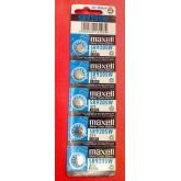 ถ่านกระดุม Maxell SR920SW 1แผง จำนวน 5 ก้อน