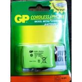 ถ่านโทรศัพท์ไร้สายบ้าน Gp เบอร์2 P-P301 Ni-Mh