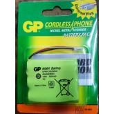 ถ่านโทรศัพท์ไร้สาย Gp เบอร์ 1 P-P501 Ni-Mh
