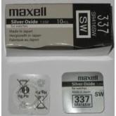 ถ่านกระดุม Maxell SR416SW ชุด จำนวน 5 ก้อน