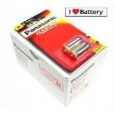 ถ่าน Panasonic Alkaline ขนาด N แพค 2 ก้อน จำนวน 12แพค/กล่อง
