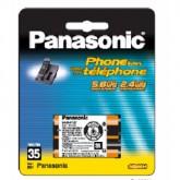 ถ่านโทรศัพท์ไร้สายบ้าน Panasonic HHR P-P107 (เบอร์ 35) ของแท้