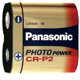 ถ่านกล้องถ่ายรูป Panasonic Crp2 6V  ของแท้