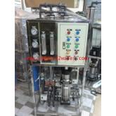 เครื่องกรองน้ำอาร์โอ(RO) กำลังการผลิต 12000 ลิตรต่อวัน (12Q)