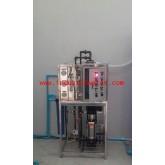 เครื่องกรองน้ำอาร์โอ(RO) กำลังการผลิต 6000 ลิตรต่อวัน (6Q)