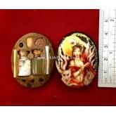 จิ้งจอกวาเลนไทน์ (แดง)  พิเศษ /พระอาจารย์โอ พุทธสถานวิหารพระธรรมราช จ.เพชรบูรณ์