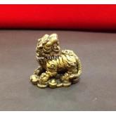 เสือเย็นสำราญทรัพย์  / พระอาจารย์โอ พุทโธรักษา พุทธสถานวิหารพระธรรมราช