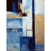 ขายภาพวาดสีน้ำมัน ภาพวาดตกแต่งห้อง ภาพวาดแนวAbstract02